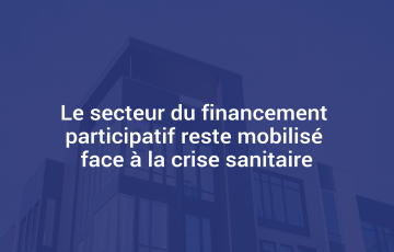 Financement participatif : faire face à la crise !