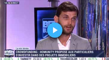 BFM Business et Homunity